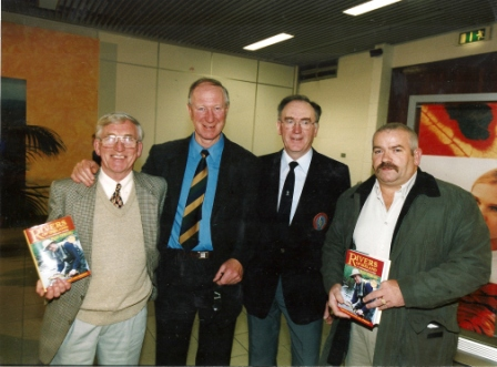 Paddy Guerin, Jack Charlton, Peter O'Reilly & Michael O'Doherty