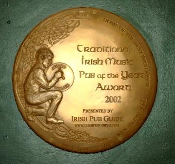 Traditional Irish Music Rewards Of The Year